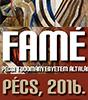FAME 2016 conference, Pécs, Hungary