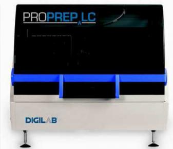 ProPrep II, ProPrepLC and ProGest - Digilab