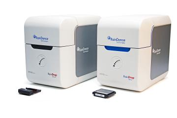 RainDrop Digital PCR System - RainDance Technologies