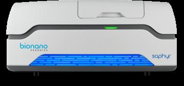 Saphyr - BioNano Genomics