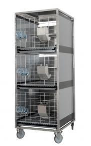 Rabbit cage AK 4700 - Velaz