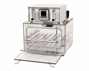 O2 control cabinets for InVitro studies