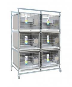 Rabbit cage AK 4200 - Velaz